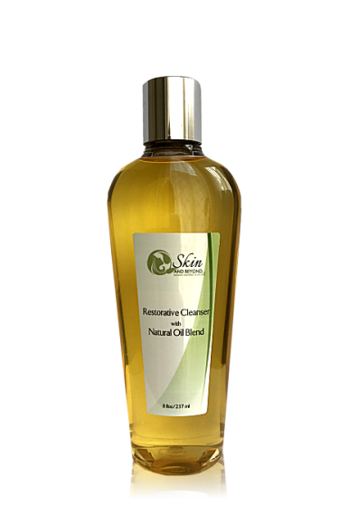 Restorative Cleanser with Organic Oil Blend