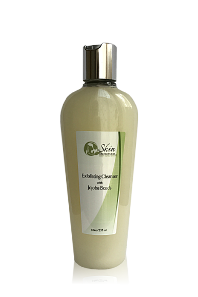Exfoliating Cleanser with Jojoba Beads