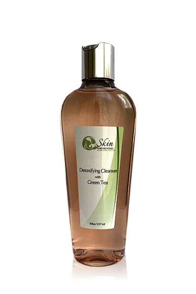 Moisturizing Foaming Cleanser with Green Tea Extract
